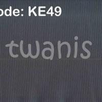 KERTAS KADO EKSKLUSIF / FANCY PAPER CRAFT - BIRU ABU KE49