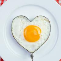 Alat cetakan telur goreng & panggang berbentuk unik - HHM270