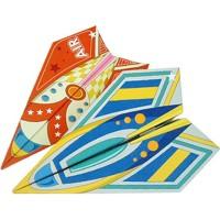 DIY Papercraft Origami Pesawat Kertas