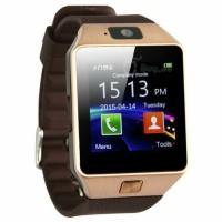 Jam tangan pintar ,fashion gadget, dilengkapi Kamera ,support simcard