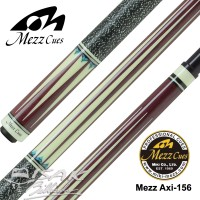 Mezz Axi-156 Cue - Wavy Joint WX 700 - Billiard Pool Stick Biliar Stik