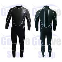 Promo Merdeka Alat Selam Godive Diving 3mm Neoprene Wetsuit Wl-b022