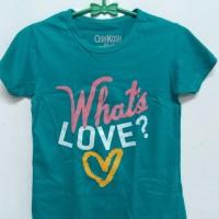 Oshkosh Bgosh original Kaos branded anak