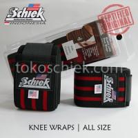Schiek Knee Wraps (Sepasang)