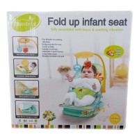 harga BOUNCER BABY MASTELA FOLD UP INFANT SEAT HIJAU Tokopedia.com