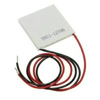 TEC1-12706 Peltier 12V DC 6A Thermoelectric Cooler Modul Panas Dingin