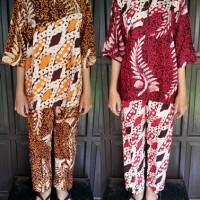 Harga setelan celana panjang setelan batik setalan huza setalan | Hargalu.com
