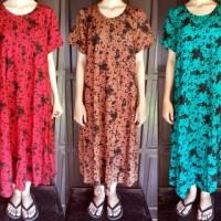Harga daster daster klok daster batik daster huza | Hargalu.com