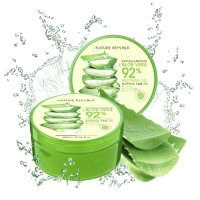 NATURE REPUBLIC - Soothing & Moisture Aloe Vera 92% Gel