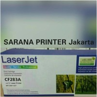 CARTRIDGE TONER HP 83A / CE283A Compatible Printer LaserJet HP