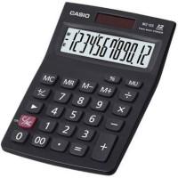 Casio Mz 12s - Kalkulator Meja Dagang 12 Digit Kantor Desktop ORIGINAL