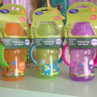 BABYSAFE Soft Spout Training Cup | Baby Training Cup | Sippy Cup