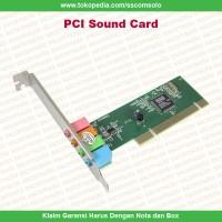 harga Pci Sound Card - Sound Card Pci Tokopedia.com