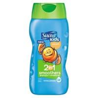 Jual SUAVE Kids Shampoo 2 in 1 Peach (355 Ml) Original USA 100% Murah