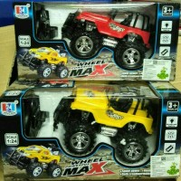 RC bigfoot strom skala 1:24