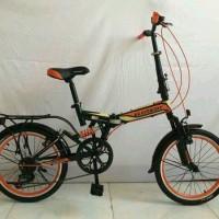 harga sepeda lipat element 69 Tokopedia.com
