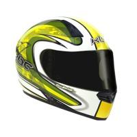 harga KBC V Zero White Yellow Helm motor Full Face (nhk ink nolan kyt gm) Tokopedia.com