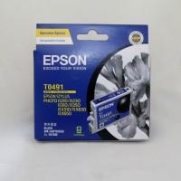 Tinta Epson T049 Series (Black + Color) U/ Printer R230 R230x Rx510