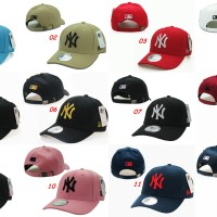harga Topi Strapback New Era Baseball MLB New York Yankees - Import Tokopedia.com