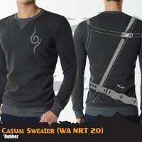 Sweater Anime Naruto Anbu Suit Casual (WA NRT 20)