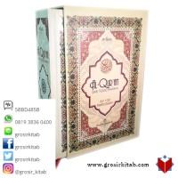 Al Quran & Terjemah At Tanzil Transiltrasi Indeks