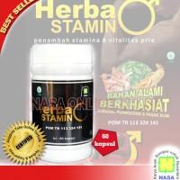 HERBASTAMIN Meningkatkan Libido, Hormon Testosteron, Spermatozoid