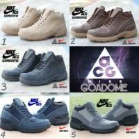 Jual Nike ACG Air Max Goadome Mens Boots Beige Colors Baru | Boots