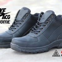 Jual Nike ACG Air Max Goadome Mens Boots Black Colors Baru | Sneaker