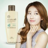 The Face Shop Natural Sun Eco Body& Family Sun Milk Lotion