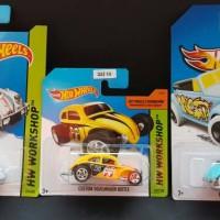 Hot Wheels Volkswagen Beetle Sets of 3