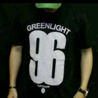 T-SHIRT GREENLIGHT#96(ONLY SIZE S,M,L,XL) TEES004