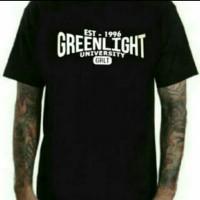 T-shirt / baju / kaos greenlight