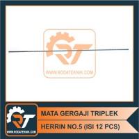 MATA GERGAJI TRIPLEK MANUAL HERRIN NO.5