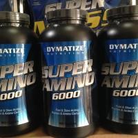 SUPER AMINO 6000 DYMATIZE 500 TABLET