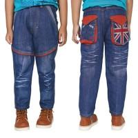 Celana Jeans Anak Laki-laki Original Catenzo Junior CBE 095