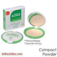 Acnes Compact Powder / Bedak untuk wajah berjerawat / Jerawat