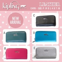 Kipling tas wanita dompet wallet backpack bag ori K 12470 leather
