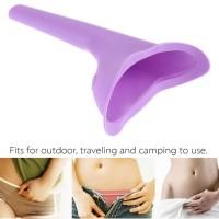 Pez Piez Female Urinal Alat Bantu Pipis Wanita U/ Travel Camping