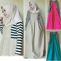 Overall Hijab Shinta Set / grosir gamis