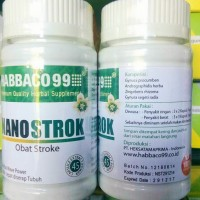 Nano Strok, Herbal penyakit stroke, melancarkan pendarahan ke otak