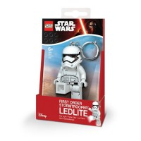 lego led keychain first order stormtrooper