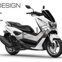 Sticker/Stiker Momo Design (momodesign) Yamaha NMAX, XMAX, TMAX