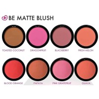City Color Be Matte Blush On 100% Ori by City Color US