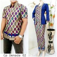 Couple Batik Denada 02 / Sarimbit Batik Solo