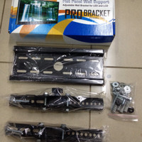 Bracket LCD Monitor TV 14 - 37 inch Pro Wall Bracket Breket Gantung