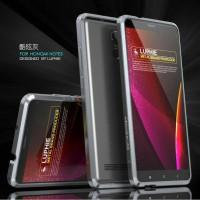 Xiaomi Redmi Note 3 / Pro Original Luphie Metal Bumper Back Case