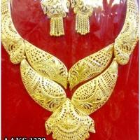 KALUNG SET ANTING DUBAI AAKS1320 -A / SET INDIA / JEWELRY