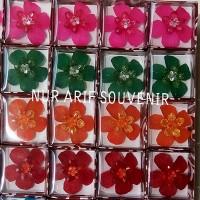 Jual Souvenir Bros Bunga Sakura Dof Murah