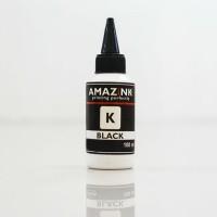 Tinta Printer HP AMAZiNK 100ml Black Kualitas Foto High Quality Ink