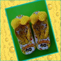Sandal Anak Pita Pokemon